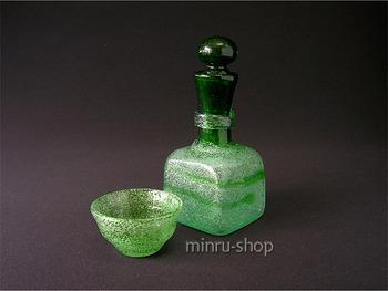 酒器 琉球ガラス